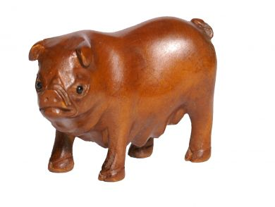 Female Pig (Motherly Love)